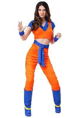 Female Goku Costume (Female Goku Costume)