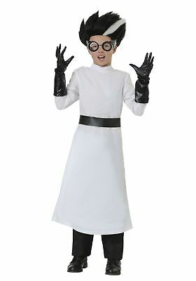 Child's Mad Scientist Costume