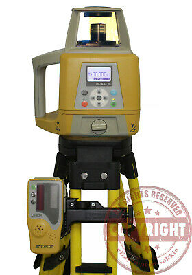 Topcon Rl-100 1s Self-leveling Slope Laser Level Spectratrimble Grade