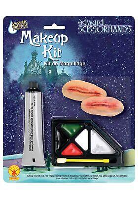 Edward Scissorhands Makeup (Edward Scissorhands Makeup)