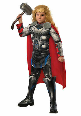 Avengers Muscle Deluxe Thor Child  Costume
