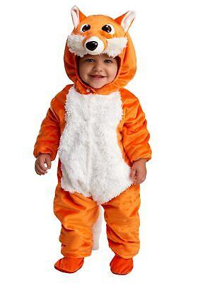 Fox Toddler Costume (Frisky Fox Infant/Toddler)