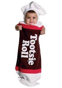 Costume Halloween 3-9 mois Tootsie Roll