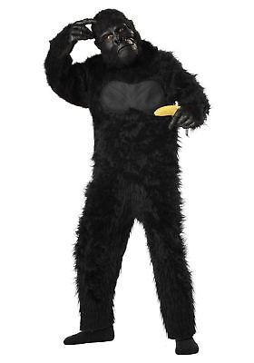Child Deluxe Gorilla Costume - Kids Gorilla Costume