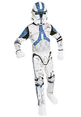 Star Wars - 501st Clone Trooper Child - 501 Clone Trooper Kostüm