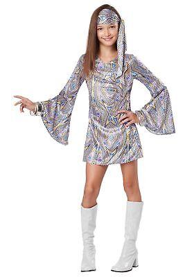 Child Disco Darling Costume - Kids Disco Costume