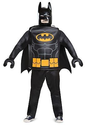 Lego Adult Batman Deluxe Batman Costume - Lego Costume Adult