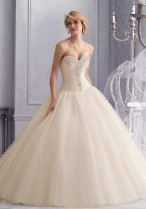 Morilee wedding dress (plus more) great price !