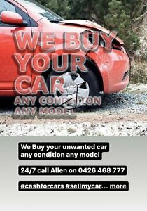Wanted: 💰 CASH FOR CARS💰📞CALL US NOW FOR QUICK CASH 📞