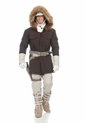 Charades Hoth Han Solo Star Wars Return of the Jedi Mens Halloween Costume 03286 - Hoth Costume