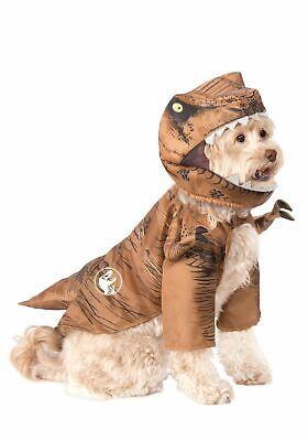 Pet Jurassic World 2 T-Rex Costume XL X-Large