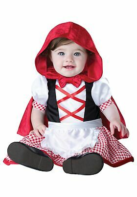 Red Riding Hood Baby Costume (Infant / Toddler Little Red Riding Hood)