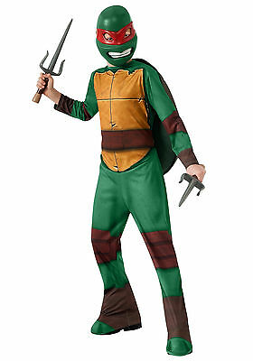 Classic Teenage Mutant Ninja Turtle's Raphael Child Boys Costume (Ninja Turtle Costume Raphael)
