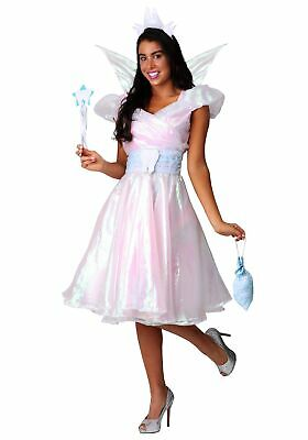Women's Tooth Fairy Costume - Womens Tooth Fairy Costume