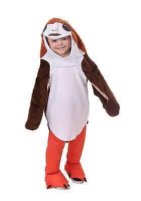 Jedi Costume Toddler (Star Wars The Last Jedi Porg Toddler)