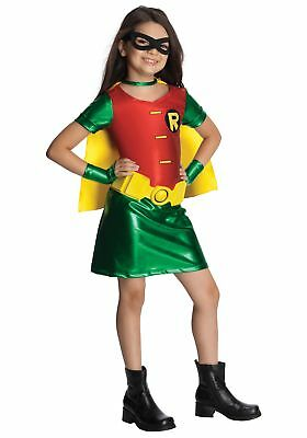 Girls Titans Robin Costume](Girl Robin Costumes)