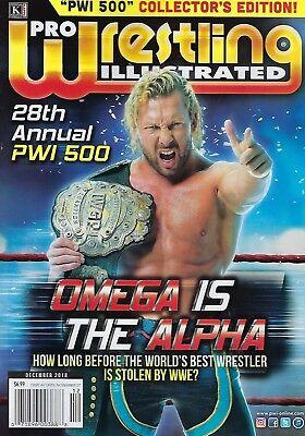 PRO Wrestling Illustrated    December  2018  Omega