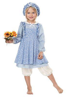 Little Pioneer Girl Toddler Costume](Little Girl Costume)