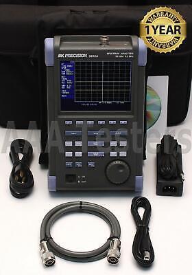 Bk Precision 2650a Handheld 3.3ghz Spectrum Analyzer 2650