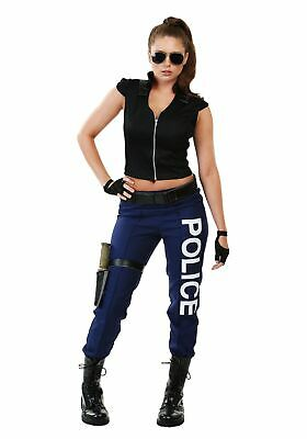 Plus Size Police Woman Costume (Women's Tactical Police Plus Size)