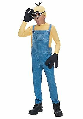 Youth Boy or Girl - (Rubies) Minions - Minion KEVIN Costume Sz M (Age 5-7) NEW (Girl Minions Costume)