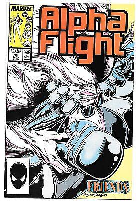 Alpha Flight #46 (May 1987, Marvel)