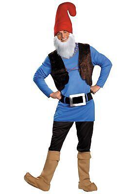 Plus Size Papa Gnome Costume ()