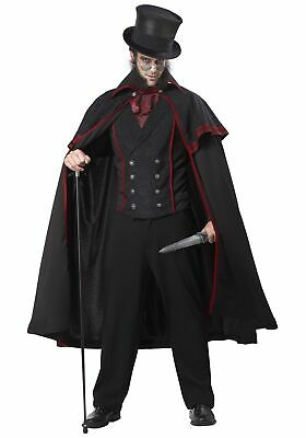 Jack Black Costume (Jack the Ripper Costume)