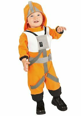 Star Wars Costume Toddler (Star Wars X-Wing Fighter Pilot Toddler 3T-4T 3-4 Years Costume Romper)