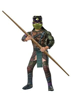 TMNT Teenage Mutant Ninja Turtles Donatello Deluxe Costume from Rubie's NWT](Tmnt Donatello Costume)