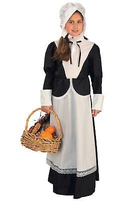 Pilgrim Costume For Girls (Girls Pilgrim Costume)