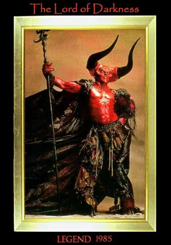 MAGNET  Movie Monster  The Lord of Darkness LEGEND 1985