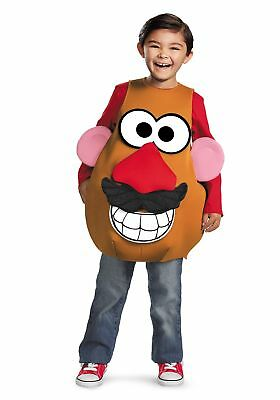 Child Mrs/Mr Potato Head Costume - Baby Potato Costume