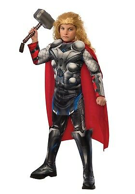 New Boys The Avengers Age of Ultron Thor Child's Boys Medium 8-10](Thor Costumes For Girls)