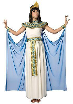 NWT Women's CLEOPATRA Costume Palamon Halloween Adult Size M 8-10 - Costume Halloween Cleopatra