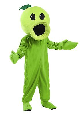 Toddler's Plants Vs Zombies Peashooter Costume - Plant Vs Zombies Costumes