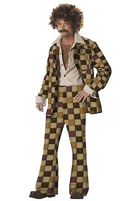 Disco Leisure Suit Costume (Mens Disco Suit)