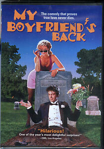 My Boyfriend's Back (DVD, 2002)