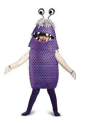 Disney Pixar Monsters Inc. - Boo Deluxe Toddler Costume](Monsters Inc Costume)