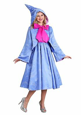 Disney Fairy Godmother Costume (Disney Cinderella Fairy Godmother Women's)