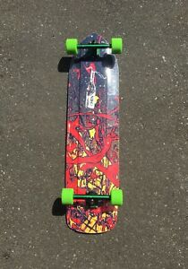 NEW Longboard - Omen Killjoy complete