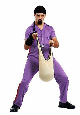 The Big Lebowski Jesus Halloween Costume Men's Size - The Big Lebowski Halloween Costume