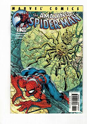 The Amazing Spider-Man  Vol. 2 # 32 (Amazing Spider-man Vol 2)