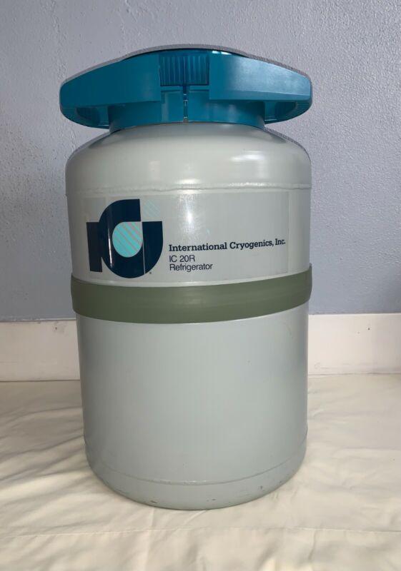 International Cryogenics IC 20R Refrigerator (Make an offer!)