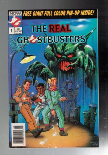The Real Ghostbusters #1 1988 5.0 FN