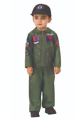 Top Gun Kleinkinder Strampler Kostüm (Top Gun Kind Kostüme)