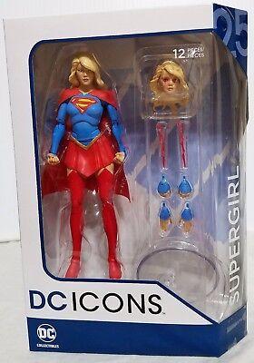 Supergirl Rebirth DC ICONS DC Comics Action Figure