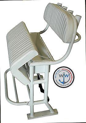 "Welding World HOT-FIXIE Fixed Backrest Leaning Post 36"""
