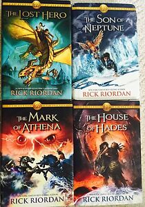 Book Series: Percy Jackson and the Heroes of Olympus
