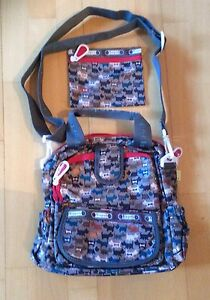 "BROSPORTS FABRIC ""SCOTTIE DOG"" BAG Joondalup Joondalup Area Preview"
